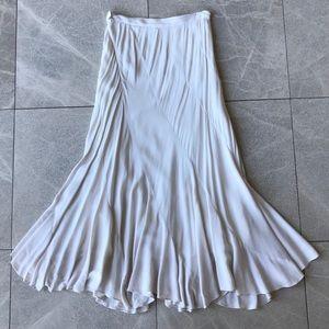 Alexa Chung for Madewell flowy Maxi Skirt
